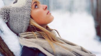 Грижи за очите през зимата