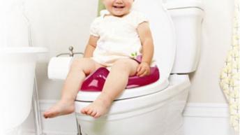 Как да приучим детето да използва тоалетната за възрастни