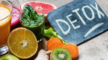 Продукти за детоксикация на организма – кой какво действие има