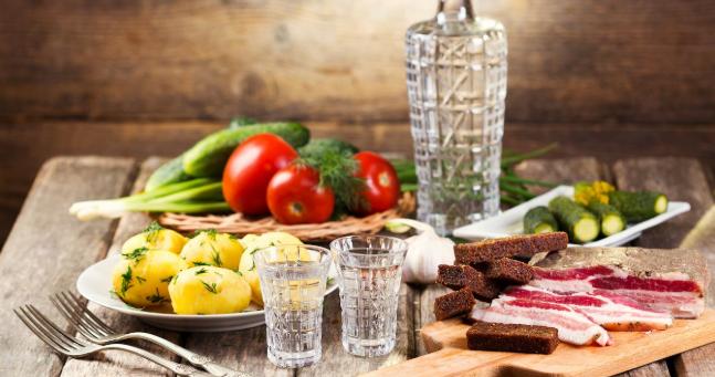 Ако пиете алкохол, никога не замезвайте с тези продукти – част 2